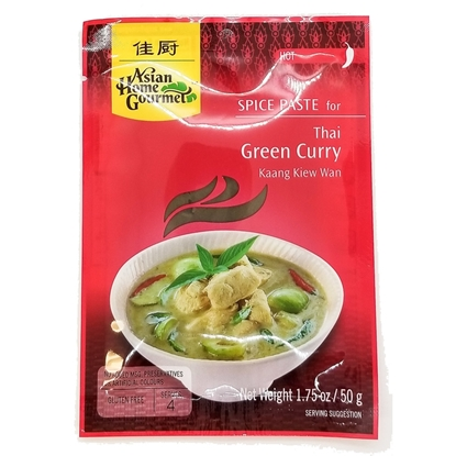 AHG Green Curry Spice